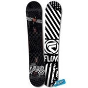Flow Infinite Reverse Camber Snowboard 2011