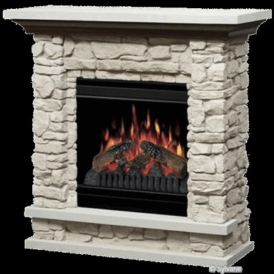 Dimplex Lincoln Electric Fireplace