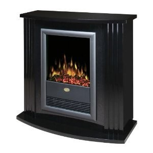 Dimplex Mozart DFP18-1069GB Contemporary Compact Electric Fireplace with 18...