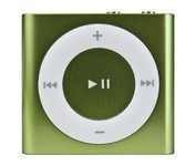 Apple iPod Shuffle 4th Generation Green (2 GB) MP3 Player