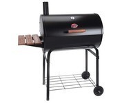 Char-Griller Pro Deluxe Charcoal