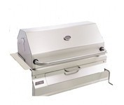 Fire Magic Deluxe 12-S101C-A Charcoal Grill