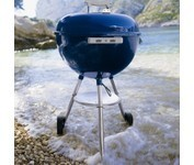 Weber One Touch Silver 22.5 Charcoal Grill