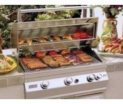 Fire Magic Regal II 15-S2S1N-A (NG) Charcoal All-in-One Grill / Smoker