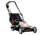 Remington 12amp Electric Mower With Rear Bag - Black/ Grey (19) (Mtd)