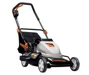 Remington 24volt Mower With Rear Bag - Black/ Grey (19) (Mtd)