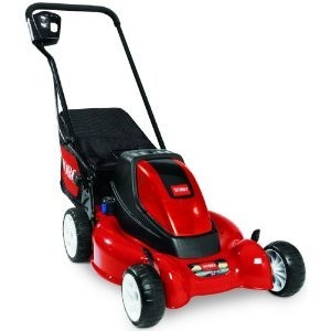 Toro 20360 e-Cycler 20-Inch 36-Volt Cordless Electric Lawn Mower