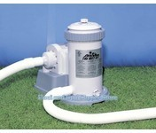 Intex 1500 Gph Swimming Pool Filter Pump Above Ground