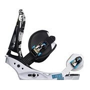 Burton Mission Smalls Boys Snowboard Bindings 2012
