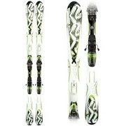 K2 A.M.P. Photon Skis with M2 10.0 Q Bindings 2011