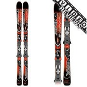 Salomon X-Wing 8 Skis with Z10 Lightrak Bindings 2011