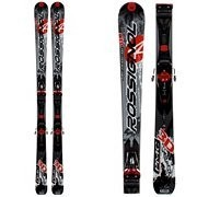 Rossignol PMC 3D Carbon Skis with TP12 Axium Bindings 2011