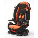 Safety 1st Summit Deluxe High Back Booster Car Seat - Nitron