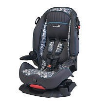 Safety 1st Summit Deluxe High Back Booster Car Seat - Facet