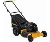 Poulan Pro PR550N21RH 21-Inch 190cc Briggs & Stratton 625 Series Gas Powered Side Discharge/Mulch/Bag Lawn Mower (Non-CARB Compliant) (Poulan)