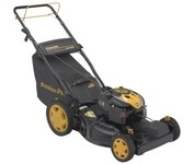 Poulan Pro 22-inch 625 Series Briggs & Stratton Gas Powered Side Discharge/Bag/Mulch Front Wheel Drive Self-Propelled Lawn Mower With Electric Start And High Rear Wheels #PR625Y22RKP