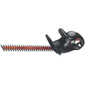 Black & Decker 2-4/5-amp 17-inch Electric Hedge Trimmer