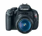 Canon EOS 600D / Rebel T3i Digital Camera with 18-55mm lens