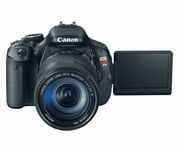 Canon EOS 600D / Rebel T3i Digital Camera with 18-135mm lens