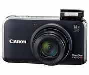 Canon PowerShot SX210 IS Digital Camera