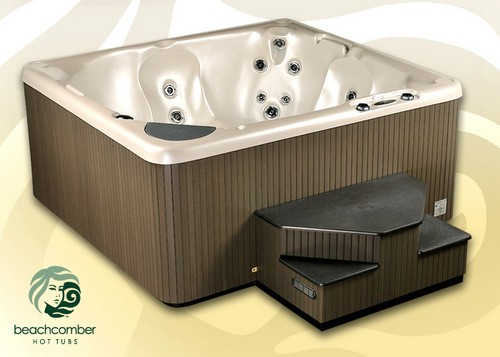 Beachcomber's 360 Series Hot Tubs
