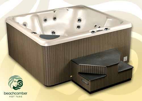 Beachcomber's 350 Series Hot Tubs