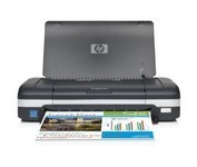 Hewlett Packard H470 InkJet Photo Printer