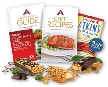 Atkins weight loss bars