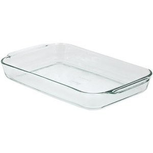 Pyrex Glass Baking Dish