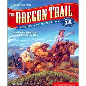 The Oregon Trail Computer Game