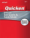 Quicken Deluxe 2011-Windows