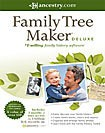 Family Tree Maker Deluxe-Windows