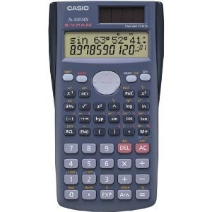 Casio FX300ES 2-Line Scientific Calculator