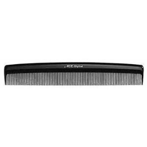 Ace All-purpose Comb 7 Fine-teeth * Black
