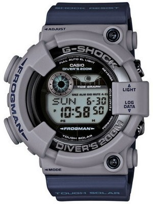 Frogman g-shock watch