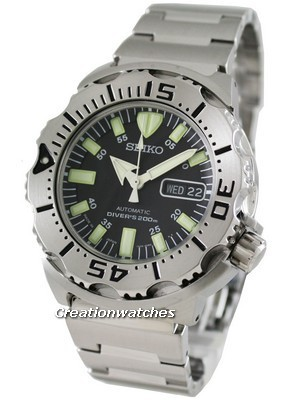 Seiko Automatic Monster Scuba Diver