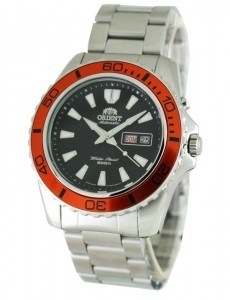Orient Automatic Mako Dive Mens Watch