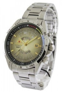 Orient Automatic 21 Jewels Multi Year Calendar FEU03002U Watch