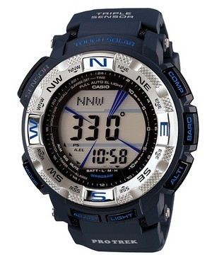 Casio Protrek Triple Sensor Tough Solar PRG-260-2 Mens Watch