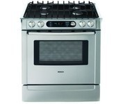 Bosch Integra 700 HDI7282 Dual Fuel (Electric and Gas) Range