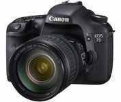 Canon EOS 7D Digital Camera with 28-135mm lens