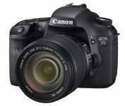 Canon EOS 7D Digital Camera with 18-135mm lens