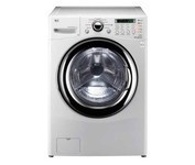 LG WM3987HW Front Load All-in-One Washer / Dryer