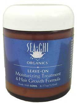 Sea-Chi Organics Moisturizing Treatment and Hair Growth Formula from Isabel...