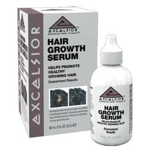 Excelsior Botanical Hair Systems Volumizing Hair Growth Serum