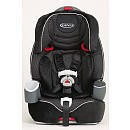 Graco Nautilus 3-in-1 Car Seat - Breakers