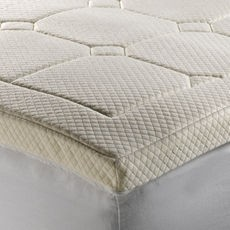 Therapedic Grand 3 Luxury Quilted Memory Foam Mattress Topper