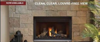 Napoleon Bgd36cfn Direct Vent Clean Face Gas Fireplace