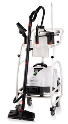 Reliable Enviromate Pro Ep1000 Steam Cleaner & Trolley