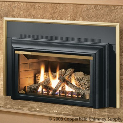 Chimney Gdizc-n Direc Vent Natural Gas Fireplace